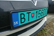 Nové evidenčné čísla pre elektromobily a plug-in hybridy.