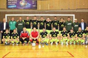 Víťazi turnaja ŠK Slávia Zeleneč