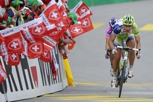 Už po niekoľkých mesiacoch bolo jasné, že Liquigas spravil skvelý ťah. Mladý Sagan začal na ceste víťaziť.