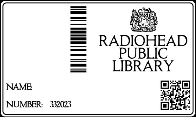 Skupina Radiohead na webe sprístupnila svoj archív pod názvom Radiohead Public Library