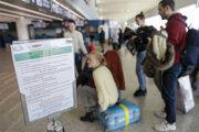 Na rímskom letisku kontrolujú čínskych turistov.