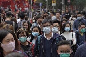 V Číne sa šíri vírus, nakazených je viac ako 800 ľudí.