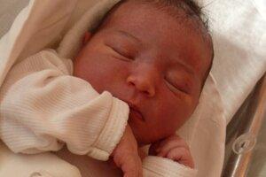 Aj toto bábätko prišlo na svet v Kysuckej nemocnici v Čadci.