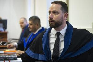 Kočnerovi advokáti - sprava Marek Para, Michal Mandzák a Martin Pohovej.