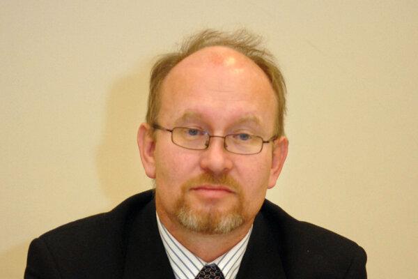 Prof. Pavol Jarčuška.