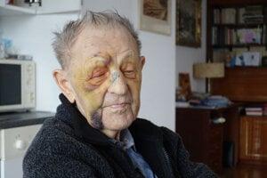Miloš Jakeš vo filme Milda. Dnes má 97 rokov.