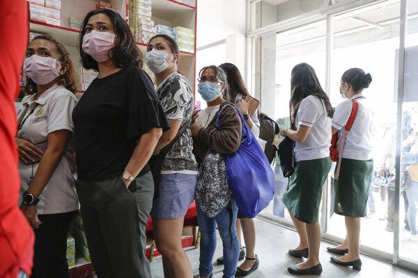 Vírus už potvrdili aj na Filipínach.