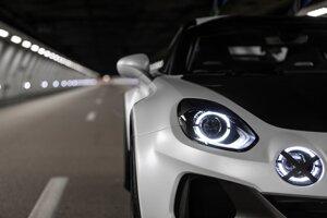 Alpine A110 SportsX