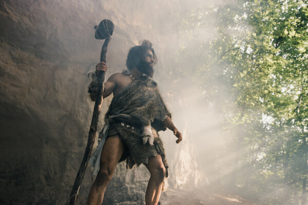 Približne pred 60-tisíc rokmi došlo k stretu a kríženiu moderného človeka s človekom neandertálskym.