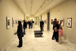 Počet návštevníkov kultúrnych zariadení každý rok stúpa.