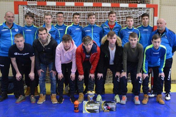 Turnaj vyhrali dorastenci z Bojnej.