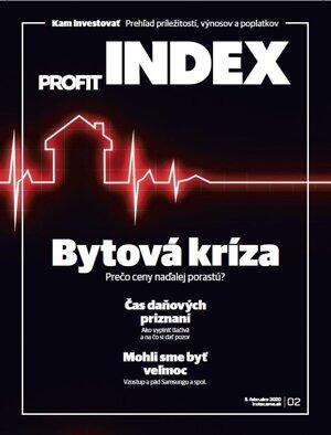 Článok je súčasťou februárového vydania magazínu Profit (INDEX).