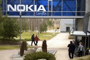 Sídlo fínskeho koncernu Nokia v meste Espoo.