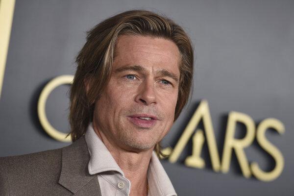 Brad Pitt patrí k favoritom na Oscara.