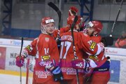 Hokejisti Bieloruska na Kaufland Cupe 2020.