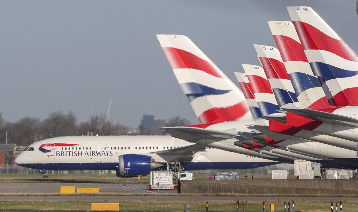 Na Britániu udrela búrka Ciara, začali platiť dočasné obmedzenia v premávke