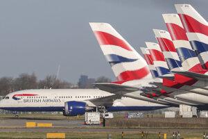 Ilustračná fotografia letiska Heathrow.