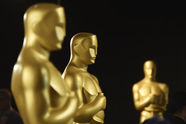 Sošky Oscara.