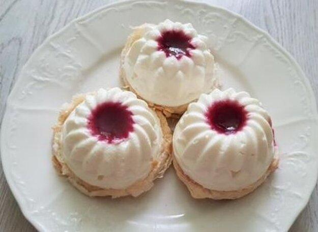 Mini cheesecake s malinami