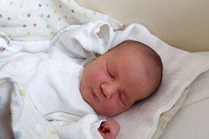 Mia Bakaiová (3540 g, 49 cm) sa narodila 30. januára Barbore a Petrovi z Novej Dubnice.