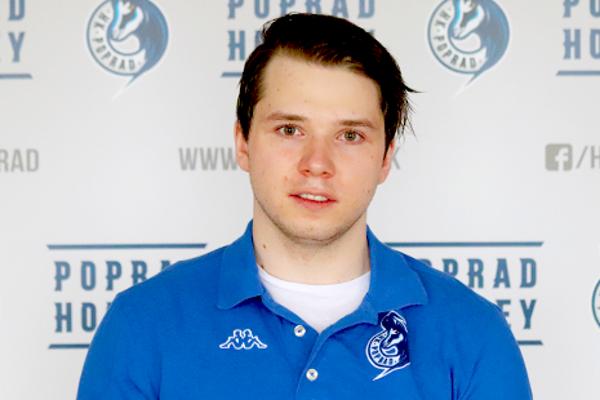 Martin Révay sa stal hráčom HK Poprad.