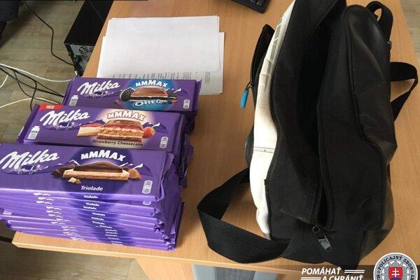 Na Valentína kradli čokoládu.