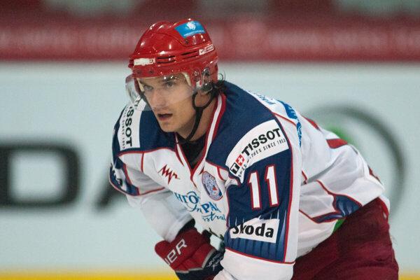 Parshin bol draftovaný v sezóne 2004 spolu s Ovečkinom či Malkinom.