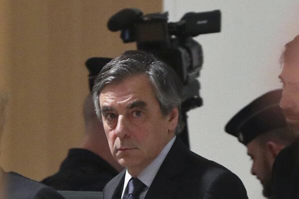Francois Fillon.