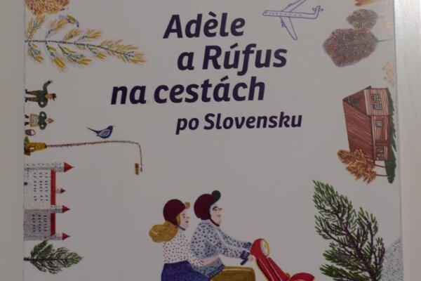 Veronika Klímová: Adèle aRúfus na cestách po Slovensku (Monokel 2019)