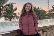 Veronika Masariková žije v Ríme vyše 10 rokov.