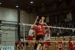 Prešovskí volejbalisti sa budú vo štvrťfinále spoliehať aj na kapitána M. Sopka.