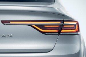 Renault Talisman po facelifte