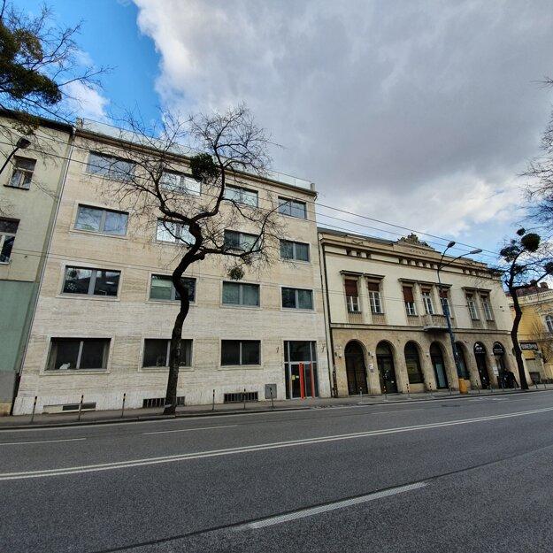 Dom Josefa Čeřovského