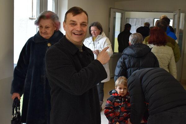 Voľby 2020 v Prešove.