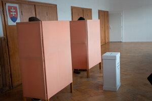 Parlamentné voľby 2020 v Dovalove, v Liptovskom Hrádku.