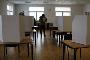 V Žarnovickom okrese získali Kotlebovci cez 15 percent.