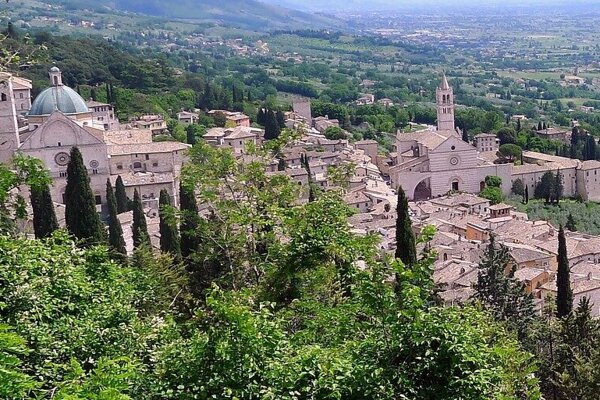 Assisi, ilustračné foto.