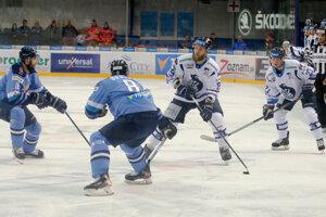 Poprad doma vysoko zdolal Slovan.