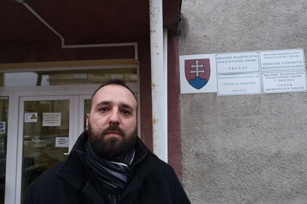Martin Eštočák.