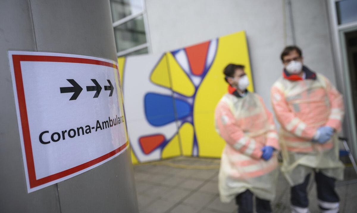 Nemecko zakázalo vývoz ochranných pomôcok, veľtrh Hannover Messe odložili