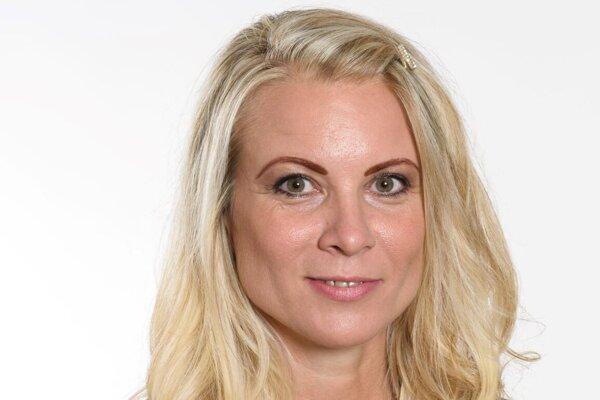 Katarína Tomášová.