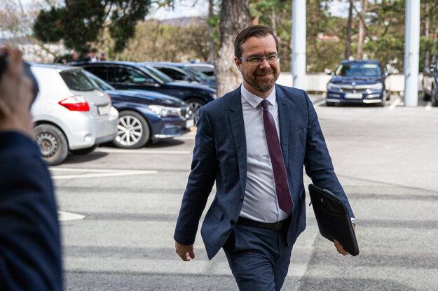 Minister zdravotníctva: Marek Krajčí, OľaNO