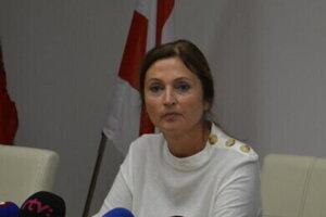Primátorka Andrea Turčanová je momentálne v nemocnici.