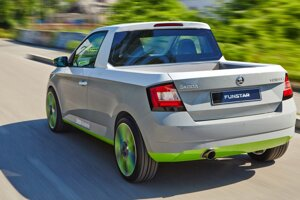 Koncept Škoda FunStar