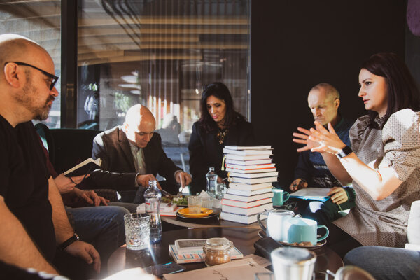 Zasadnutie poroty Anasoft litera 2020