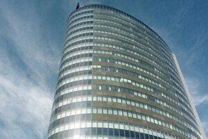 Budova ústredia Všeobecnej úverovej banky.