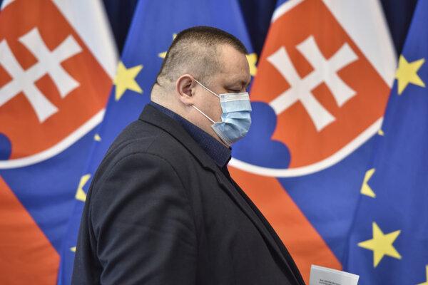 Ján Mikas, hlavný hygienik SR.