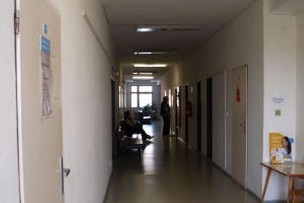 Na tomto mieste čakávali Kremničania v poliklinike na RDG vyšetrenie, dnes za ním musia cestovať do Žiaru.