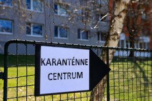 Karanténne centrum zriadili v školskom internáte vo Zvolene.