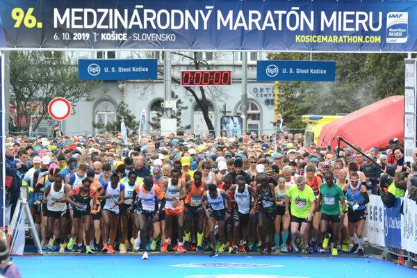 Na 97. ročník MMM je zatiaľ prihlásených 2200 bežcov.